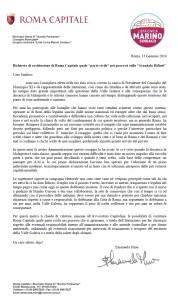 Lettera a Ignazio Marino su Cerroni