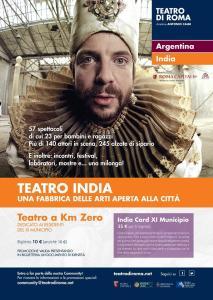 La Convenzione con il Teatro India